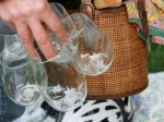 Reusable Glassware Hire