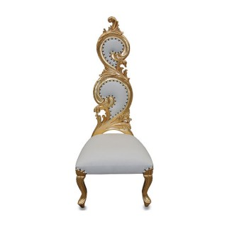 Top Table Wedding Throne Chair