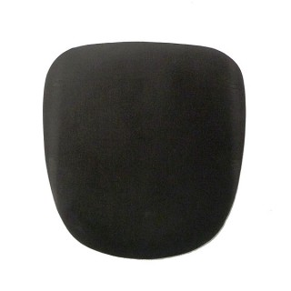 Black Seat Pad Hire