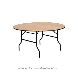 4ft Round Table