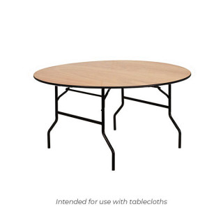 4ft 6in Round Table