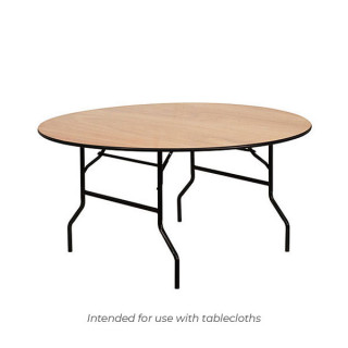 5ft 6in Round Table