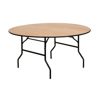 6ft Round Table