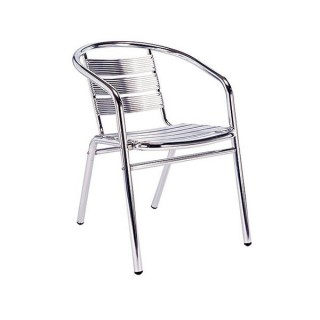 Aluminium Cafe Chair
