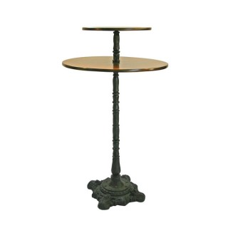 2 Tier Poseur Table