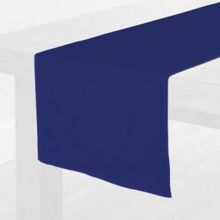 Royal Blue Fabric Table Runner