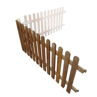 Picket Fencing Panel