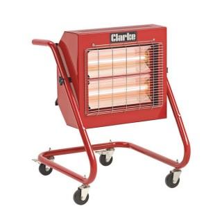 Quartz Halogen Infra-Red Heater