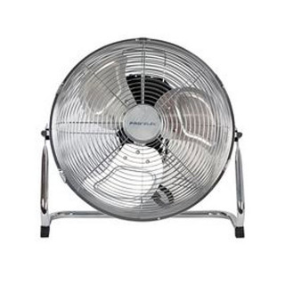 Chrome High Velocity Fan