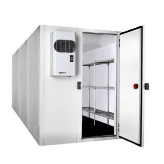2.4m x 7.2m Walk In Freezer