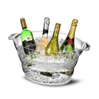 Clear Acrylic Wine Bucket