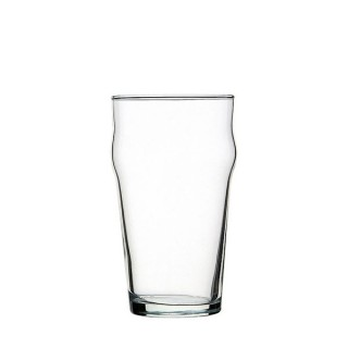 Nonic Half Pint Glass
