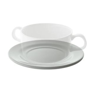 Handled Soup Bowl Liner