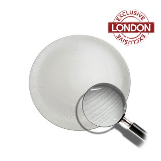 Mattone Plate White 27cm
