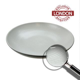 Mattone Dinner Bowl White