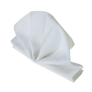 White Fabric Napkin