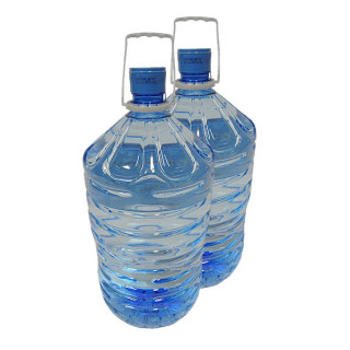 2 x 15L Spring Water £28.80 (Note: non-r/f if unused)