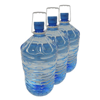 3 x 15L Spring Water £43.20 (Note: non-r/f if unused)