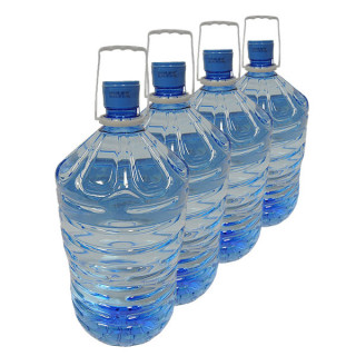4 x 15L Spring Water £57.60 (Note: non-r/f if unused)