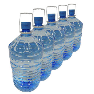 5 x 15L Spring Water £72.00 (Note: non-r/f if unused)
