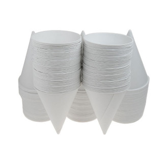 Paper Cone Cups - Pack of 200 £5.00 (Note: non-r/f if unused)