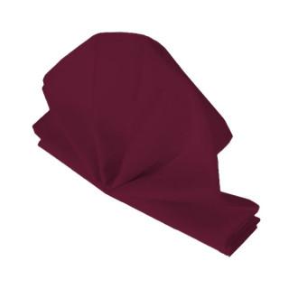 Burgundy Fabric Napkin