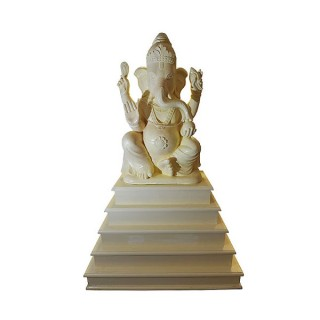 Ganesh With Stand 6ft