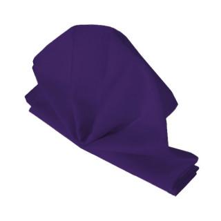 Purple Fabric Napkin
