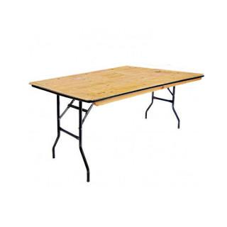 6ft x 3ft Trestle Table