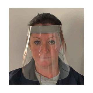 Face Shield - 240 Micron (Pack of 50)