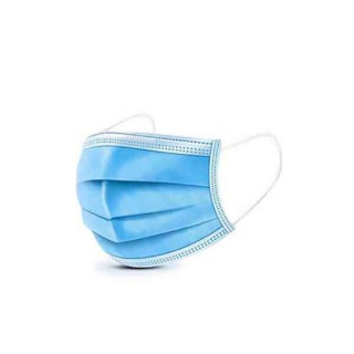 IIR - 3 Ply Filtration Disposable Face Mask NHS Standard (Pack of 50)