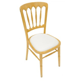 Natural Napoleon Chair