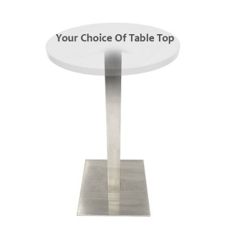 Piazza Poseur Table