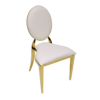 Gold Louis Chair Hire