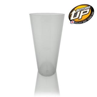 Bottoms Up Polypropylene Reusable Pint To Line (22oz)