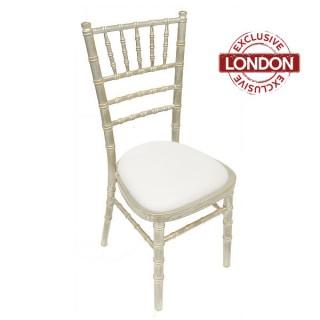 Silverwash Chiavari Chair