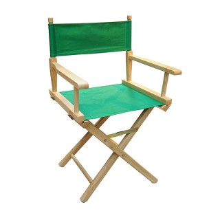 Green Directors Chair