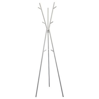Lightning White Hat & Coat Stand