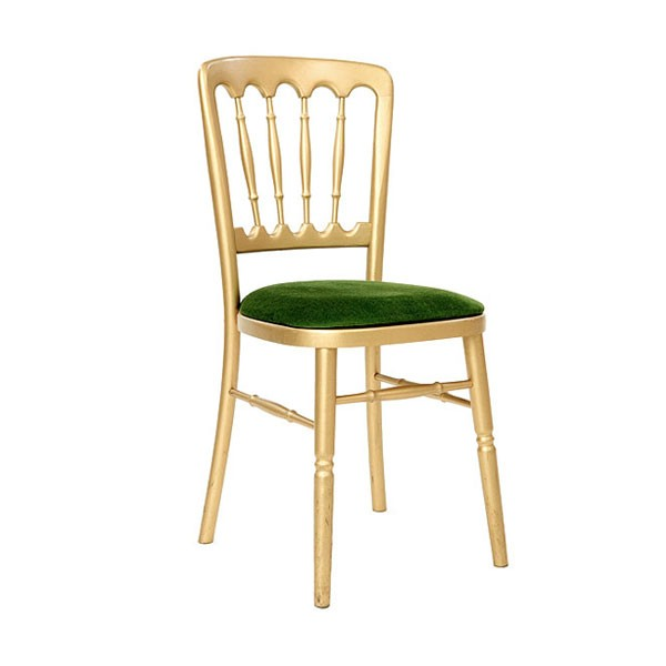 Gilt Napoleon Chair Hire
