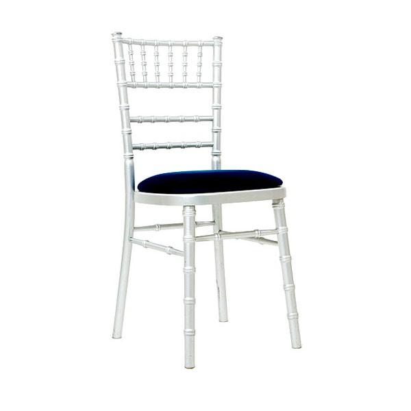 Silver Chiavari Chair Hire