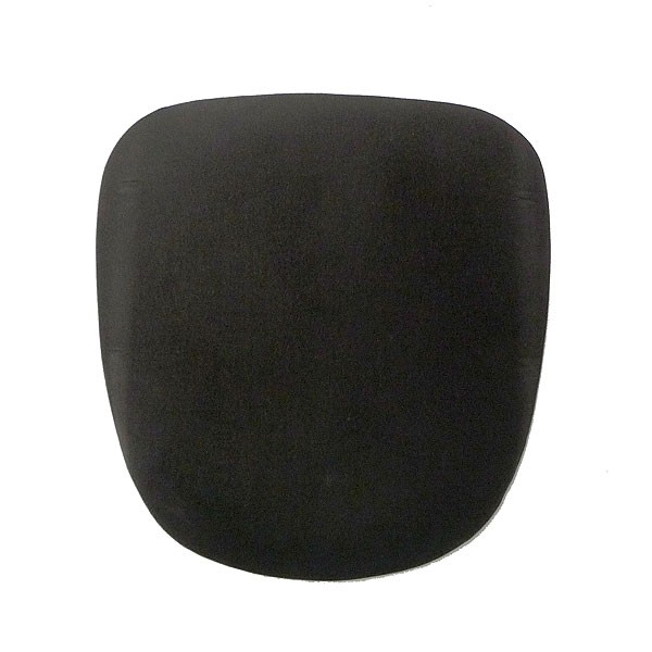 Black Seat Pad Hire