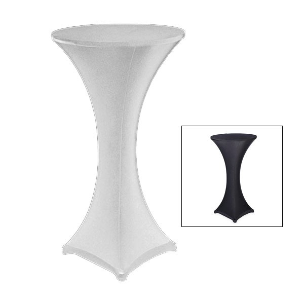 Poseur Table & Stretch Lycra Cover