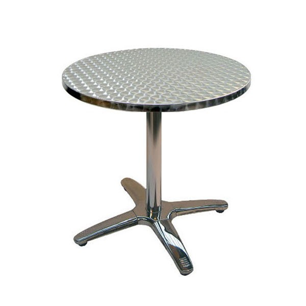 Aluminium Cafe Table
