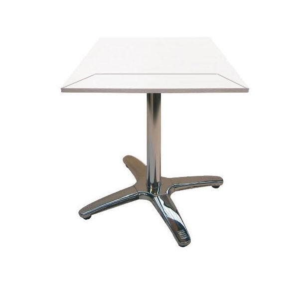 Jem White Square Table