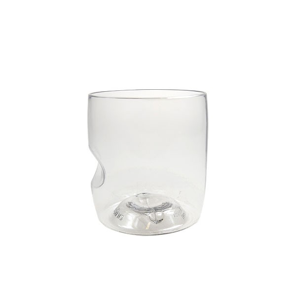Reusable GoVino Whisky Glass 14oz