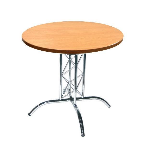 Beech Lattice Table