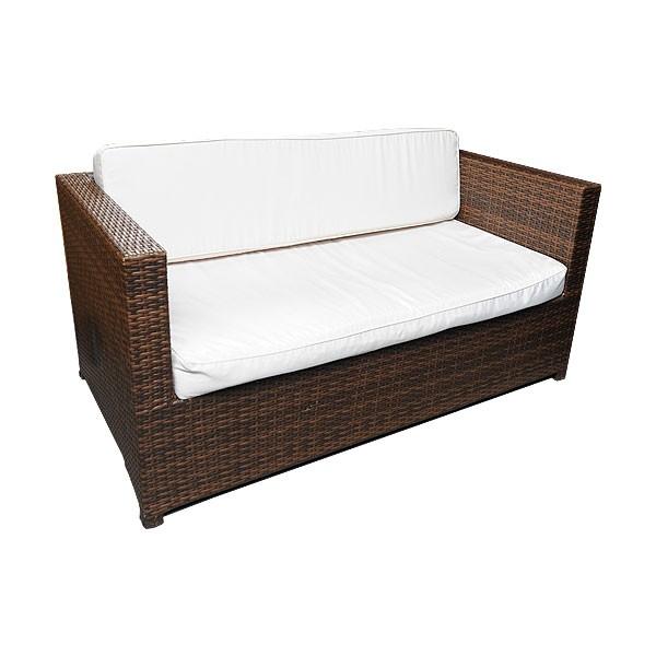 Chelsea Outdoor Rattan 2 Seater Sofa