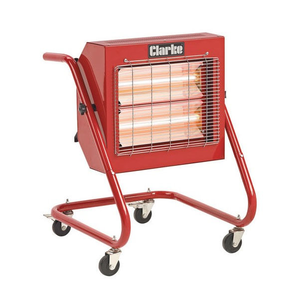 Quartz Halogen Infra-Red Heater