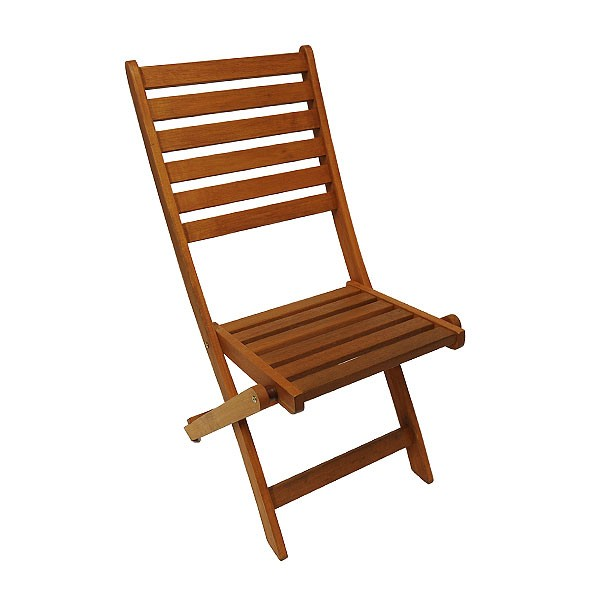 Hardwood Folding Chair Hire