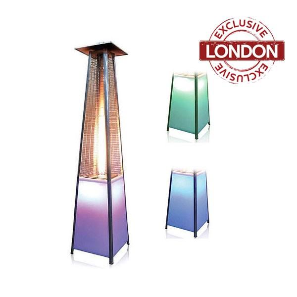 LED Pyramid Patio Heater LPG